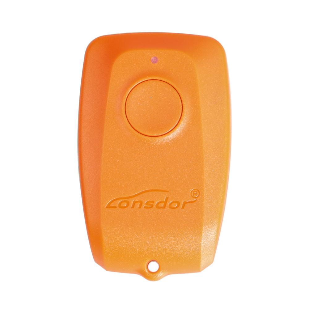 Orange SKE-LT-DSTAES 128 Bit Smart Key Emulator for Lonsdor K518ISE Support Toyota H Chip All Keys Lost Offline Calculation