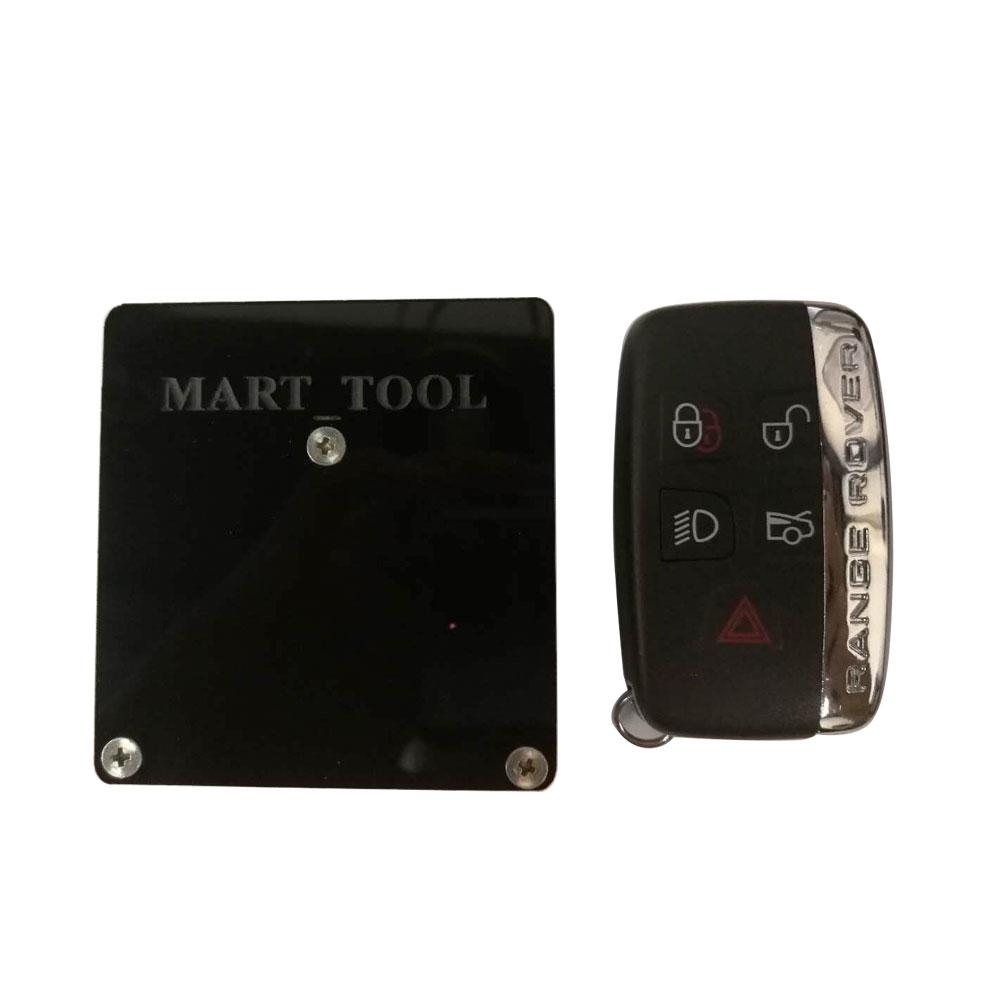 (UK Ship)Mart Tool Key Programmer for Land Rover and Jaguar KVM keys with Number FK72 HPLA Support All Key Lost-2