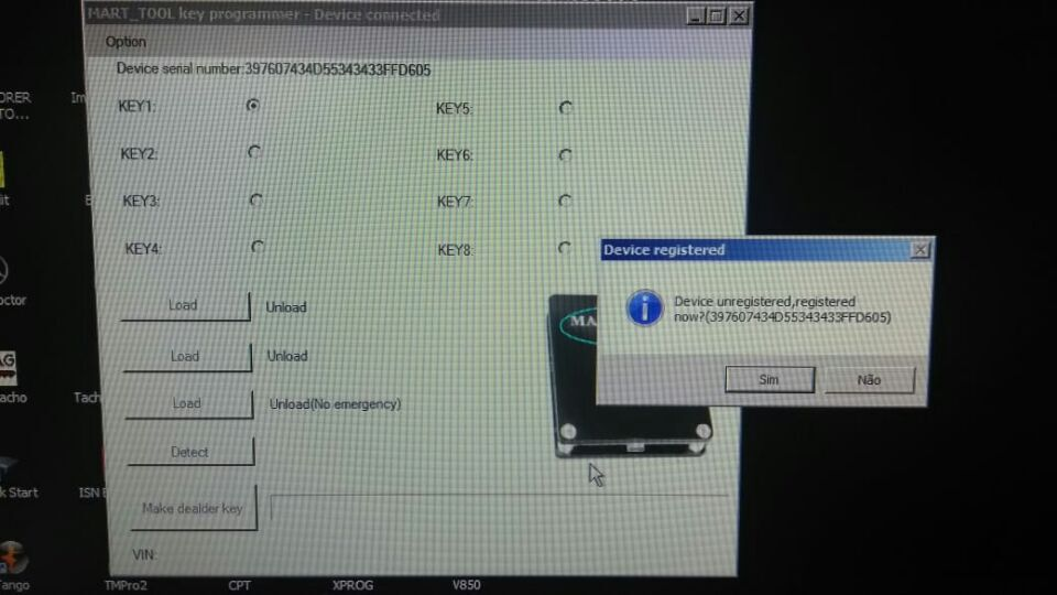 mart tool key programmer activation