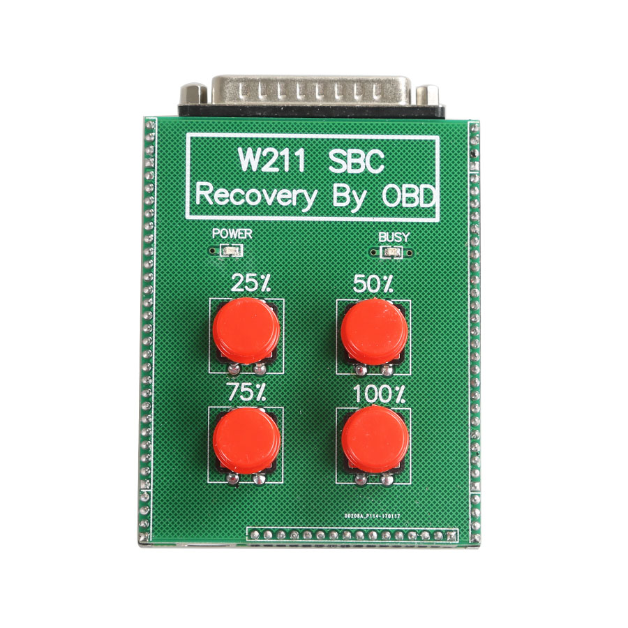 Best Price MB W211/R230 ABS/SBC Tool for Mercedes Benz Recovery By OBD