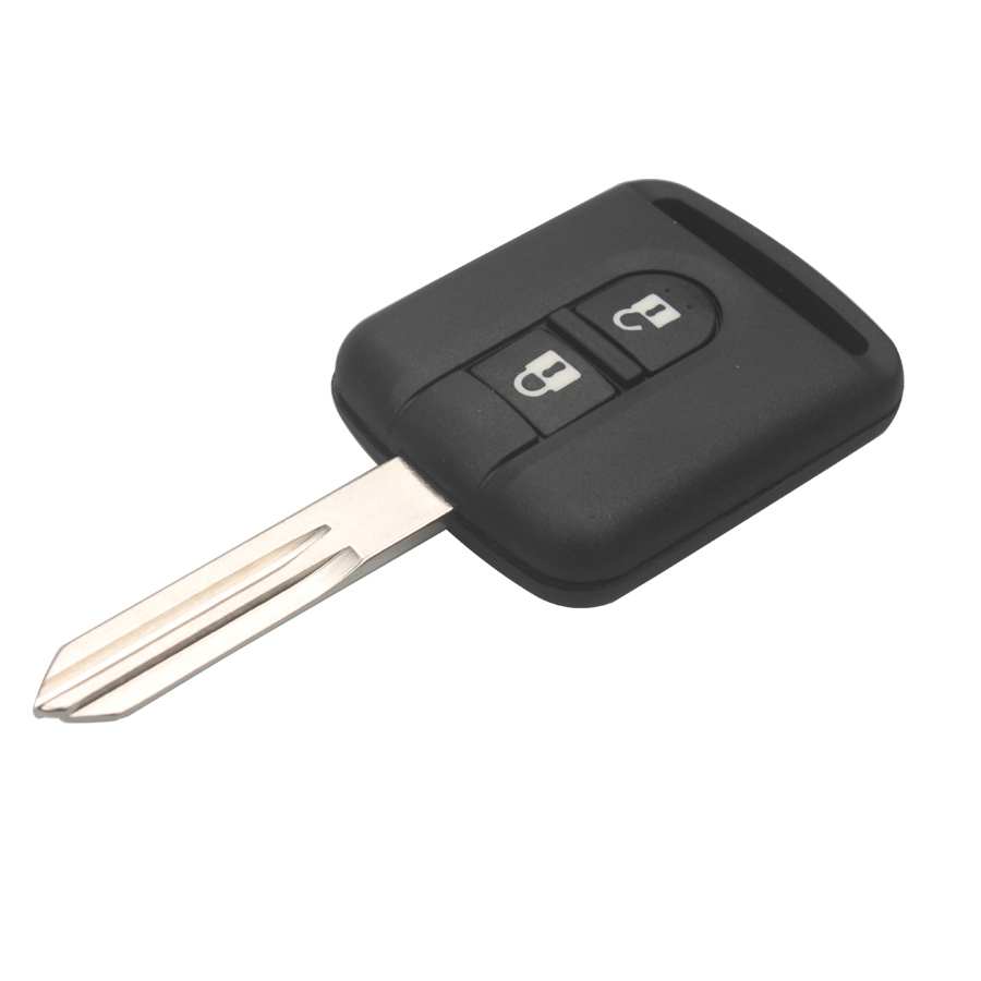Remote Key Shell 2 Button for Nissan 10pcs/lot