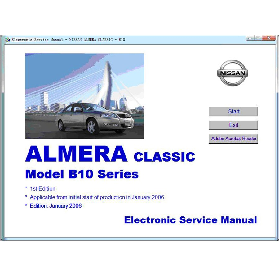 Download nissan repair manuals manuals for nissan repair electronic service repair manual for nissan publicscrutiny Gallery