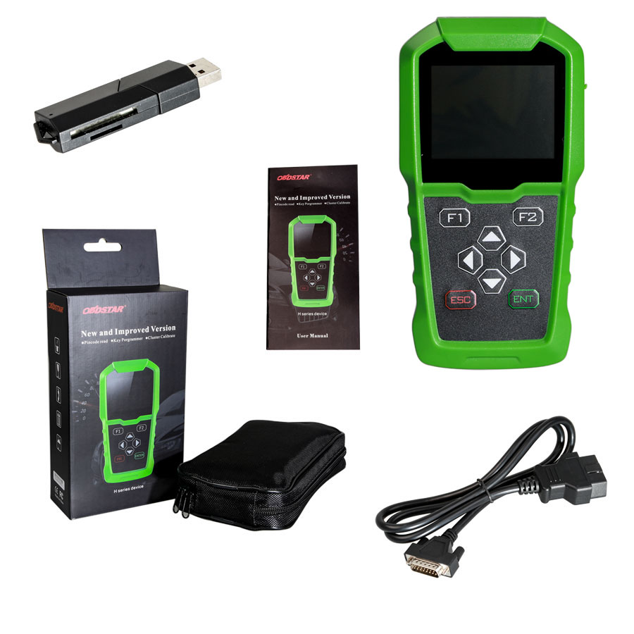 OBDSTAR H108 PSA IMMO and Odometer Correction Programmer for Peugeot Citroen