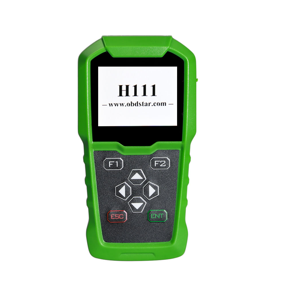 OBDSTAR H111 Opel IMMO Key Programmer & Cluster Calibration Tool via OBD Extracting PIN Code from BCM