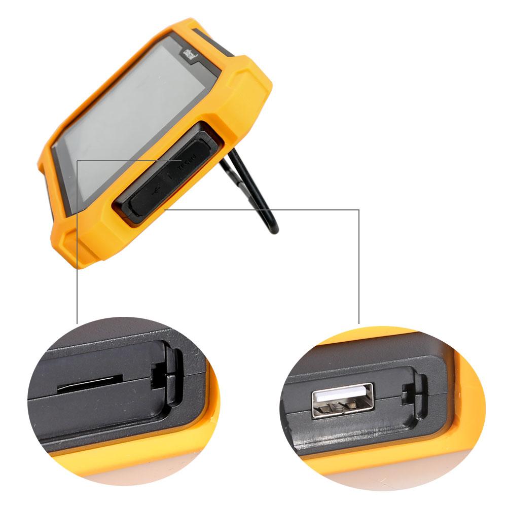 OBDSTAR X300 DP Plus PAD 2 Tablet Key Programmer C Package Full Version Supports ECU Programming & Toyota Smart Key-5