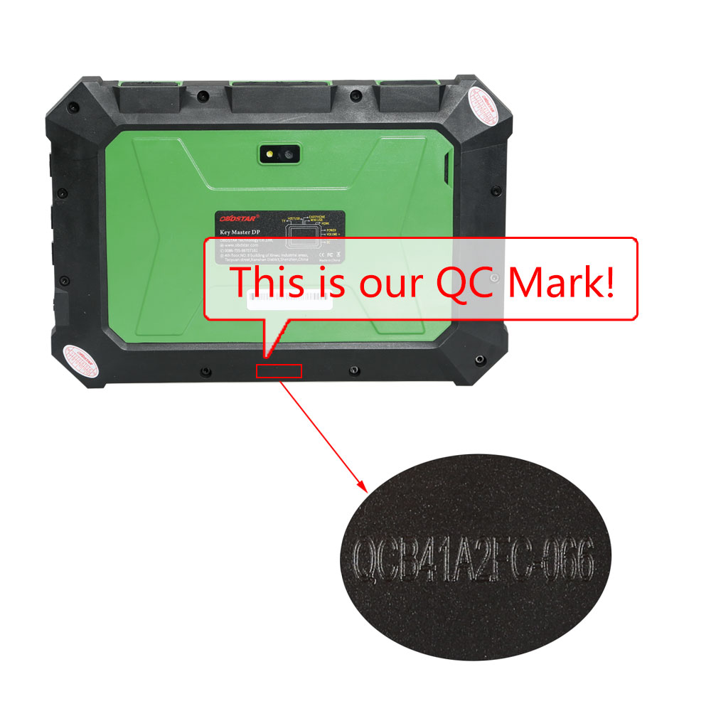 OBDSTAR X300 DP PAD Tablet Key Programmer Full Package Support Toyota G&H Chip All Key Lost BMW FEM/BDC MQB Mileage Correction-5