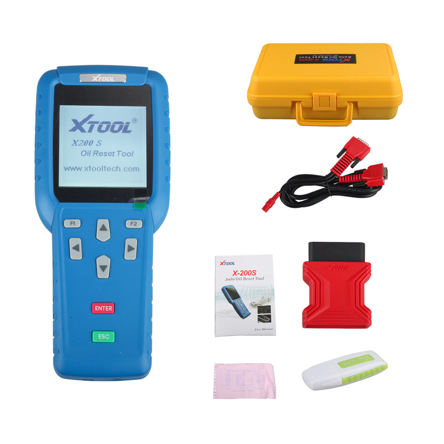 (Promotion)Original Xtool X200 Oil Reset Tool X-200 EPB Service Tool Update Online