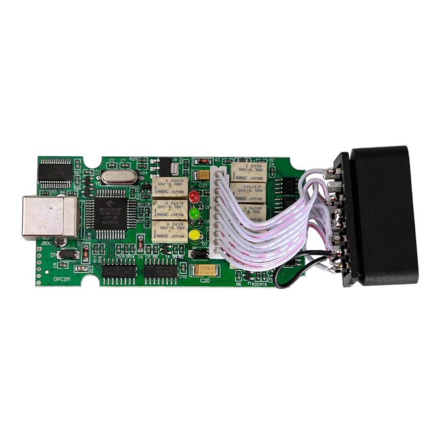 Opcom V1.7 PCB