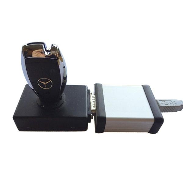 Original mercedes benz nec pro57 key programmer for Mercedes benz smart key