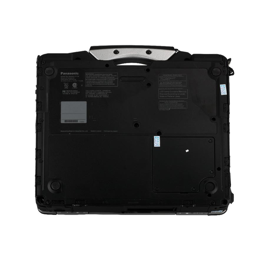 Panasonic Cf30 Laptop Cpu 7500 Ram 4g For Porsche Pwis2