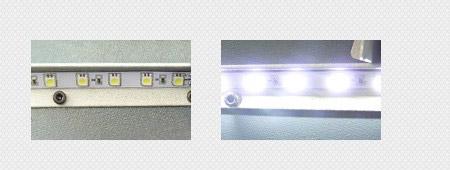 sec-e9 LED light