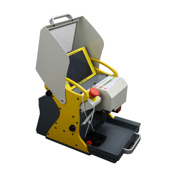 Buy V16.0.0.3 SEC-E9 Automated Key Cutting Machine Get Free Tibbe FO21 Ford/JaguarClamp Free Shipping by DHL-3