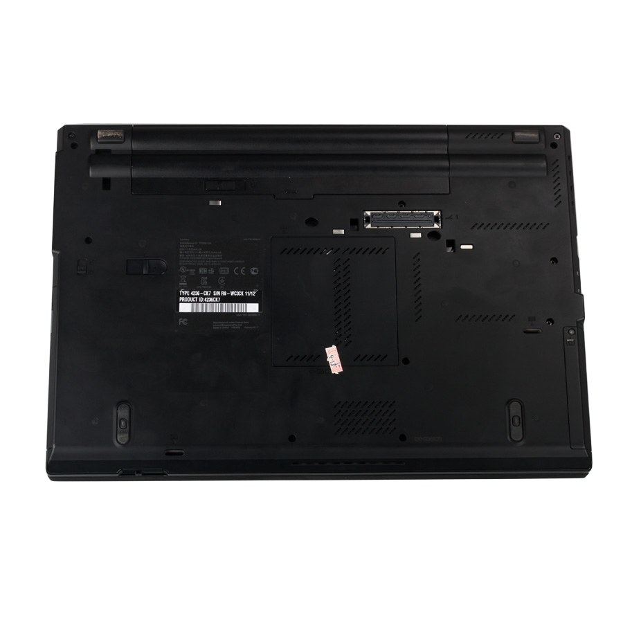 Second Hand Lenovo T420 I5 CPU 2.50GHz 4GB Memory WIFI DVDRW Laptop for Pwis2 Tester II/BMW ICOM