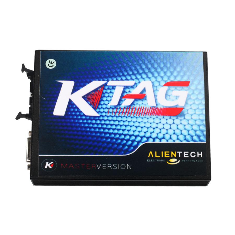 KTAG K-TAG V2.13 Firmware V6.070 ECU Programming Tool Master Version Unlimited Token