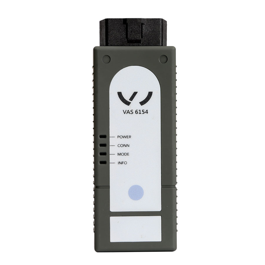 (UK Ship No Tax)VAS 6154 VAS6154 ODIS V4.23 VW Audi Skoda Wireless Diagnostic Interface with Free Keygen Support WIN10-0