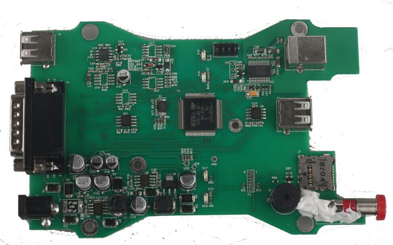 vcm 2 scanner main board