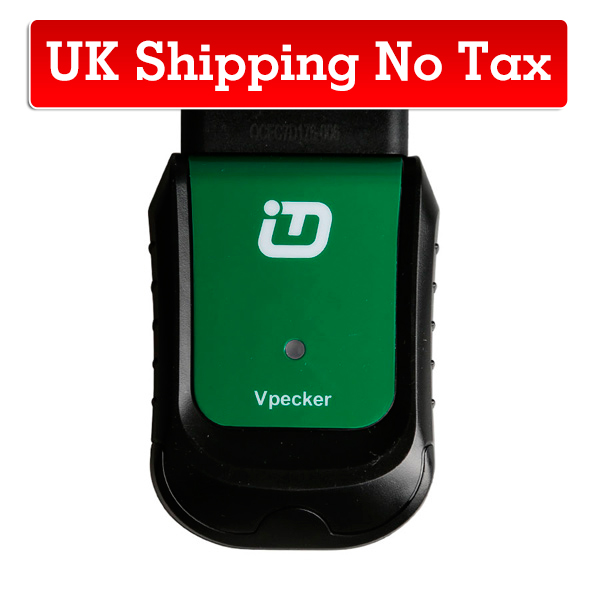 VPECKER Easydiag V9.7 Wireless Wifi Full Diagnostic Tool Support WIN10 and DPF Function UK Shipping No Tax