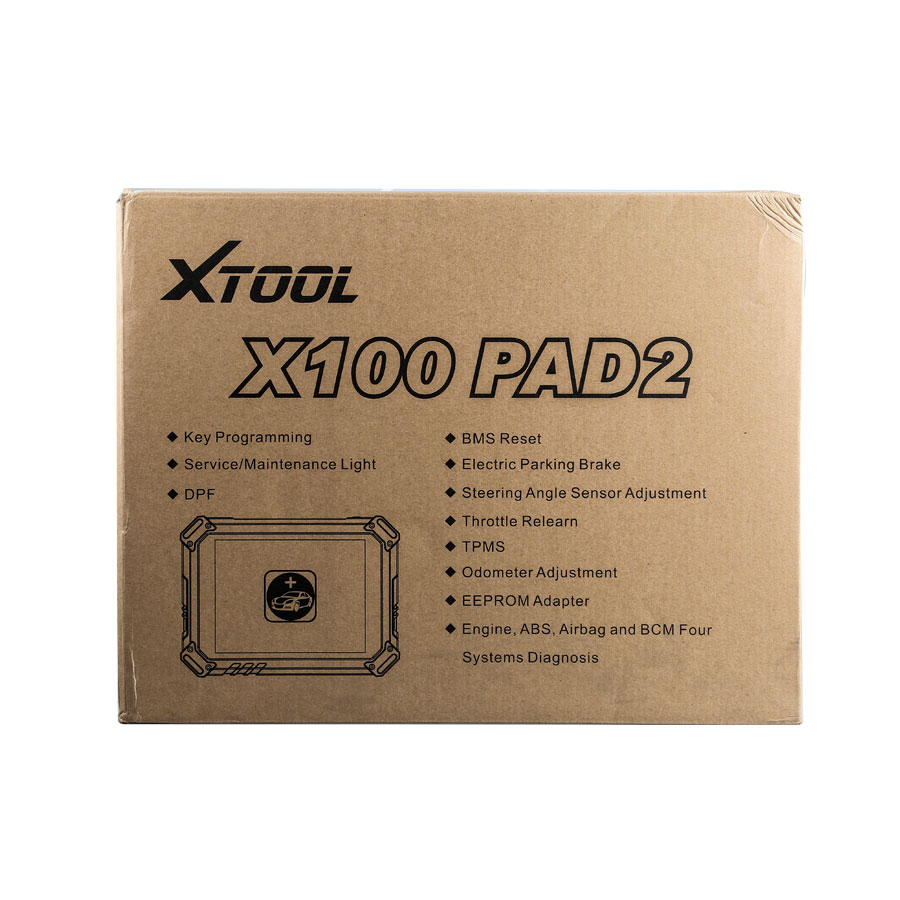 Xtool X-100 PAD2 Tablet Key Programmer Full Version Support VW 4th & 5th IMMO and Special Function