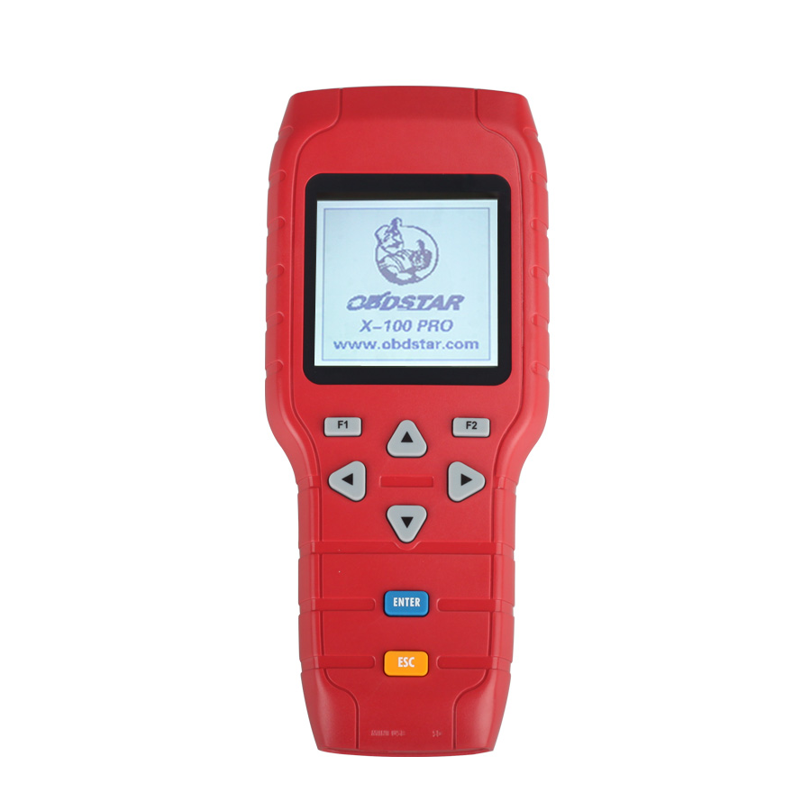 OBDSTAR X-100 X100 PRO Auto Key Programmer (C+D) Type for IMMO+Odometer+OBD Software with Free EEPROM Adapter