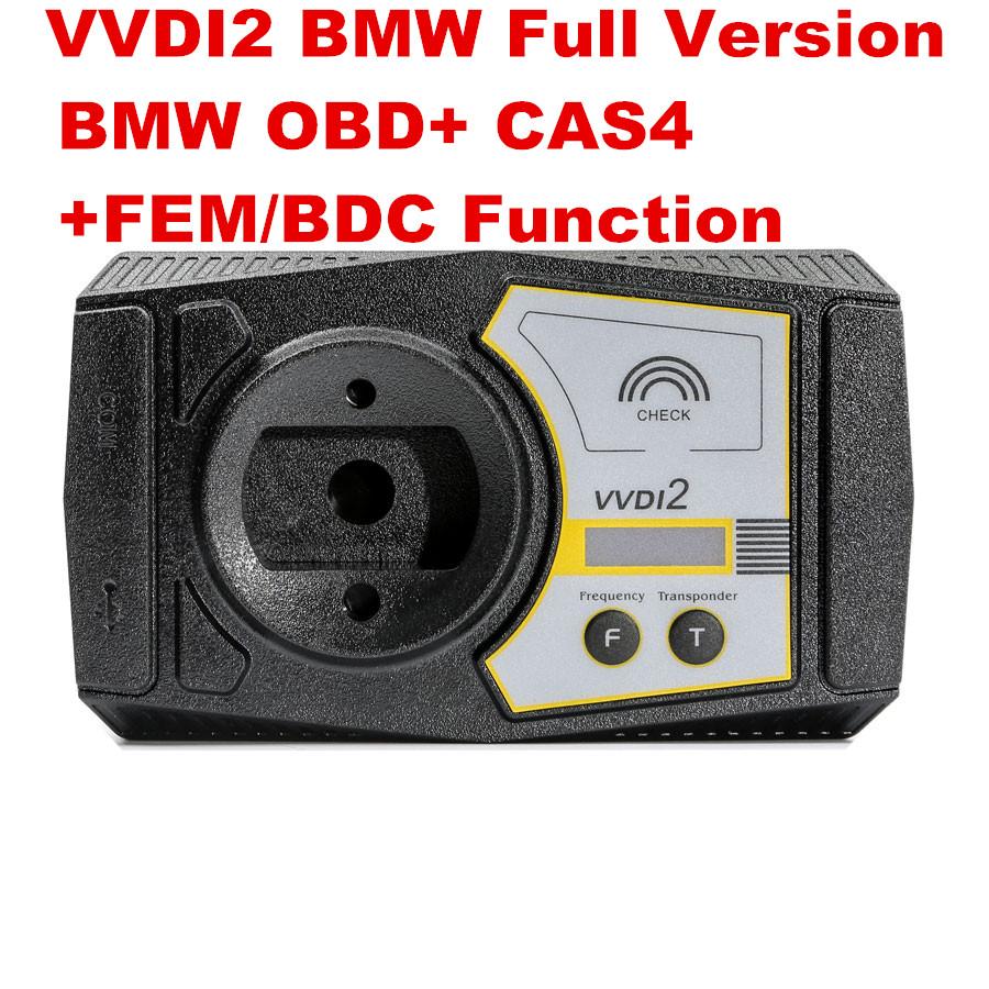 (Xhorse Big Sales)Xhorse VVDI2 BMW Full Version with BMW OBD+ CAS4+FEM/BDC Function