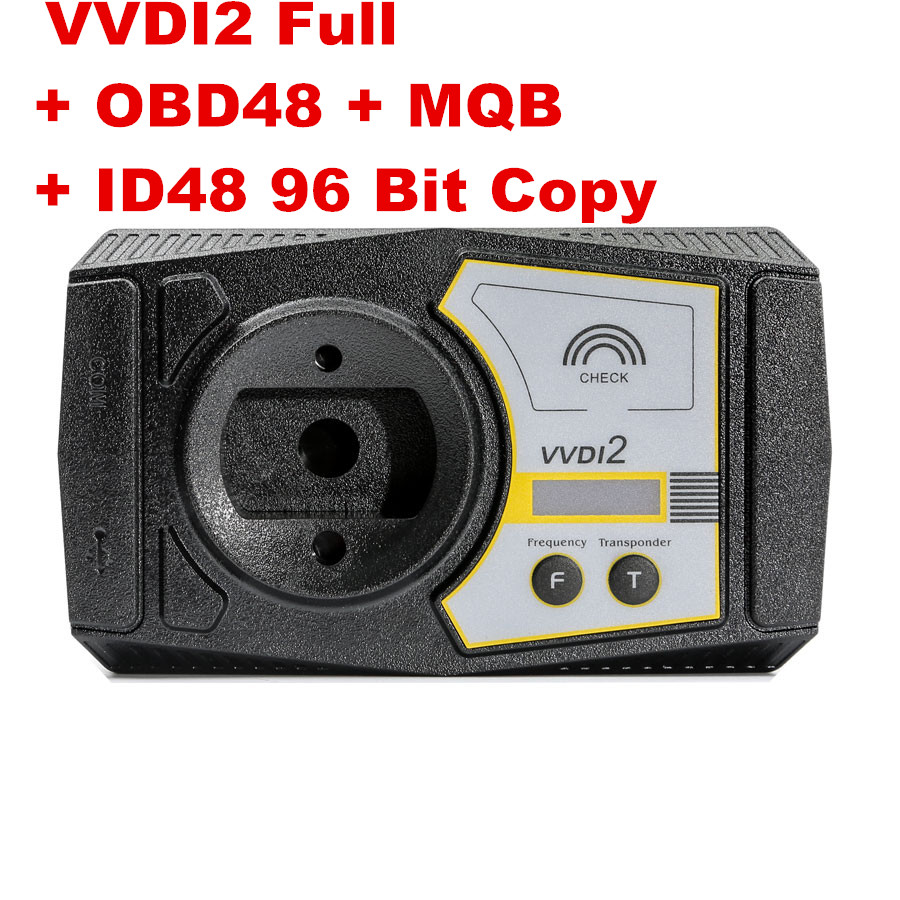 Xhorse VVDI2 Special Software Package Device Plus FREE VW VV-04 and VV-05 Software Activation Free Express Shipping
