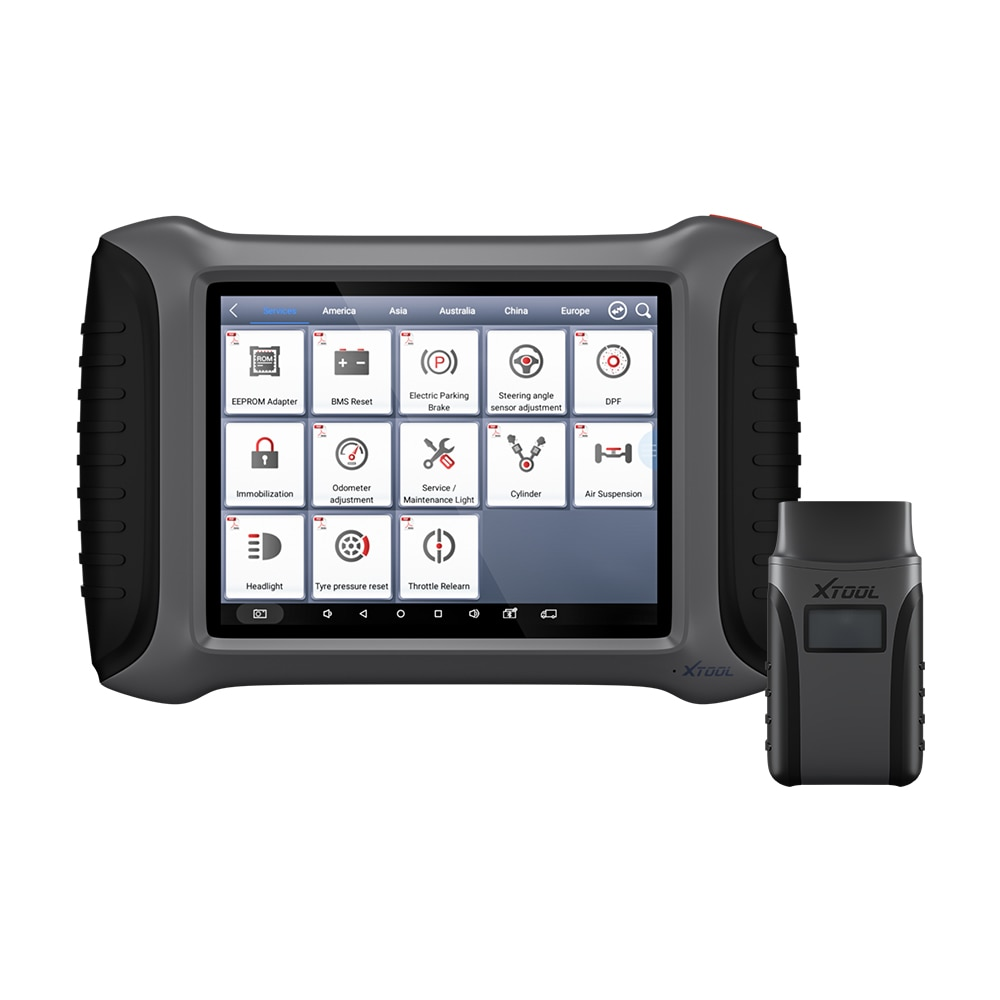 Xtool A80 H6 All System Diagnosis Key Programmer & Odometer Adjustment Tool with Free EEPROM Adapter-0