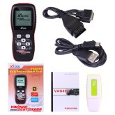 Xtool VAG401 V5.6 Professional VW/AUDI/SEAT/SKODA Scan Tool with Oil SRS Reset Function