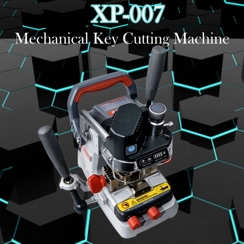 [UK Ship]Xhorse Condor Dolphin XP-007 XP007 Manually Key Cutting for Laser/Dimple and Flat Keys
