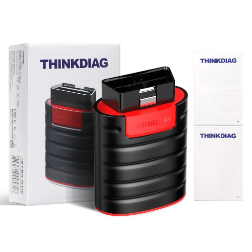 [EU Ship]ThinkDiag Easydiag 4.0 Full Pro OBD2 Connector with 2 Years Subscription for Full Brands and Special Functions