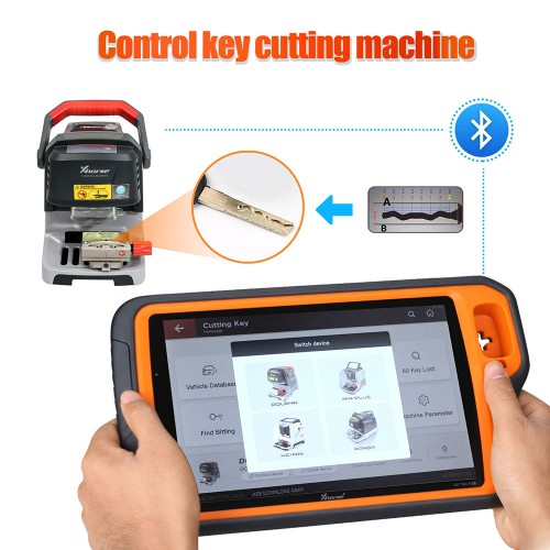 [4% Off €2105][EU/UK Ship]Xhorse VVDI Key Tool Plus Pad All-in-One Programmer Support VAG Add Key/All Key Lost 4th IMMO Data Calculator