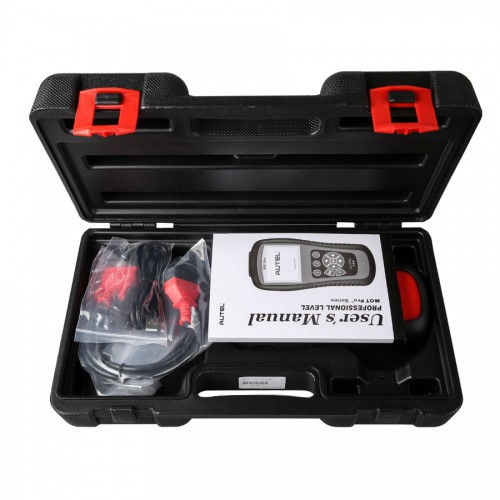 Autel Mot Pro Eu908 Full System Diagnostic Tool Epb Abs Srs Oil