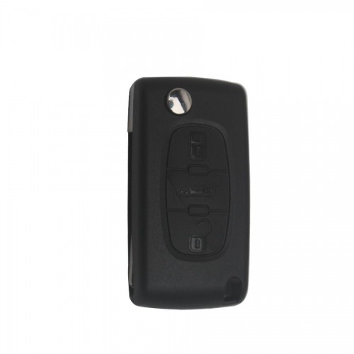 Remote Key 3 Button 433MHZ VA2 3B( Wthout Groove) for Citroen
