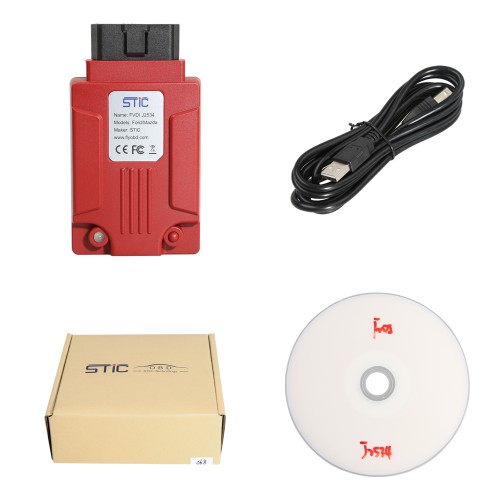 FLY FVDI J2534 Diagnostic Interface Supports SAE J1850 Module Programming Update Online Better than VCM2