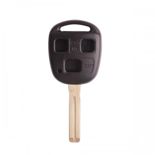 Remote Key Shell 3 Button (without the Paper Words) for Lexus 5pcs/lot