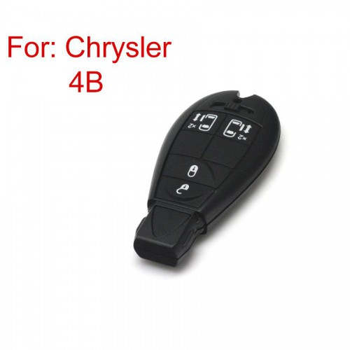 Smart Key Shell 4 Button for Chrysler New Release