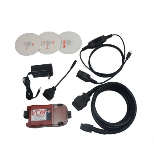 VCM Rotunda 4 In 1 OEM Diagnostic and Programming Tool for Ford Mazda Land Rover and Jaguar
