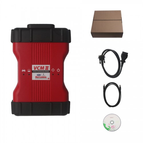 (UK Ship NO Tax) IDS V108 VCM II OEM Diagnostic Tool for Ford Support Wifi Function Quality A
