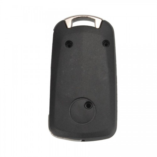 Modified Flip Remote Key Shell 3 Button(HU46) for Opel 5pcs/lot
