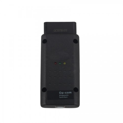 Opcom OP-Com 2014V Firmware V1.95 OBD2 Diagnostic Interface for Opel