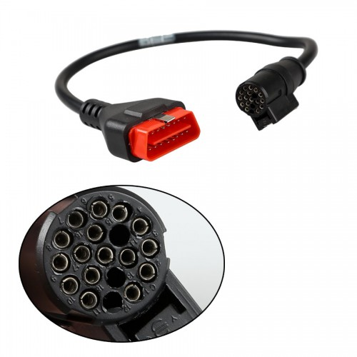 [UK Ship]High Quality CAN Clip V195for R-enault Diagnostic Interface with Full Chip AN2135SC AN2136SC Fit on WIN 7 10