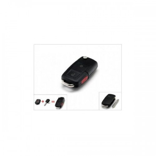 Remote 2+1 Button Key for Ford