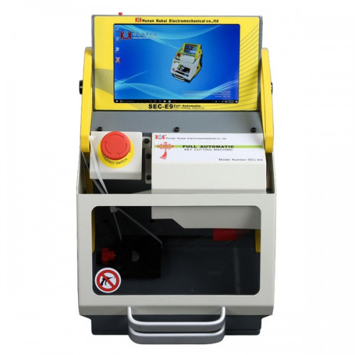 2019 Newest SEC-E9 Android Tablet Automated Key Cutting Machine for Car Keys and Household Keys
