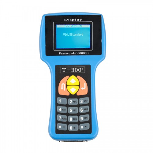 V2017.17.8 T300 Key Programmer English Version Main Unit for Sale