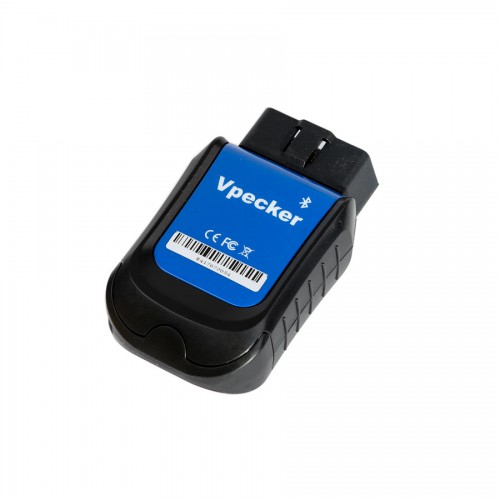 (6.18 Promotion)(UK Ship No Tax)V4.7 VPECKER E4 Android Mobile Phone Diagnostic Tool Perfect As Launch Easydiag X431 IcarScan