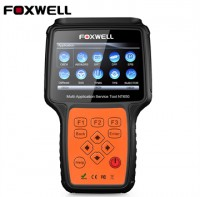 (6.18 Promotion)UK Ship Foxwell NT650 OBD2 Automotive Scanner ABS Airbag SAS EPB DPF Oil Service Reset OBD 2 ODB2 Car Diagnostic Tool obd2 Scanner