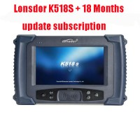 [EU Ship]Lonsdor K518s Auto Key Programmer Support Toyota All Key Lost with 18 Months Free Update Online