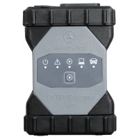 V2019.12 Mercedes Benz Xentry VCI C6 Doip OEM Diagnostic Tool with 500G HDD Encrypted Dongle and Keygen