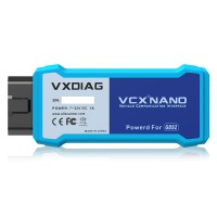 [EU/UK Ship]WiFi Version VXDIAG VCX NANO GDS2 Diagnostic Tool for GM/Opel with GDS2 and TIS2WEB Software