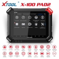 [UK Ship]XTOOL X-100 PAD 2 Tablet Key Programmer Special Functions Expert Update Version Of X100 PAD