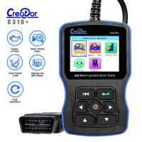 EU Ship V11.7 Creator C310+ Multi System Scan Tool for BMW Update Online for Free